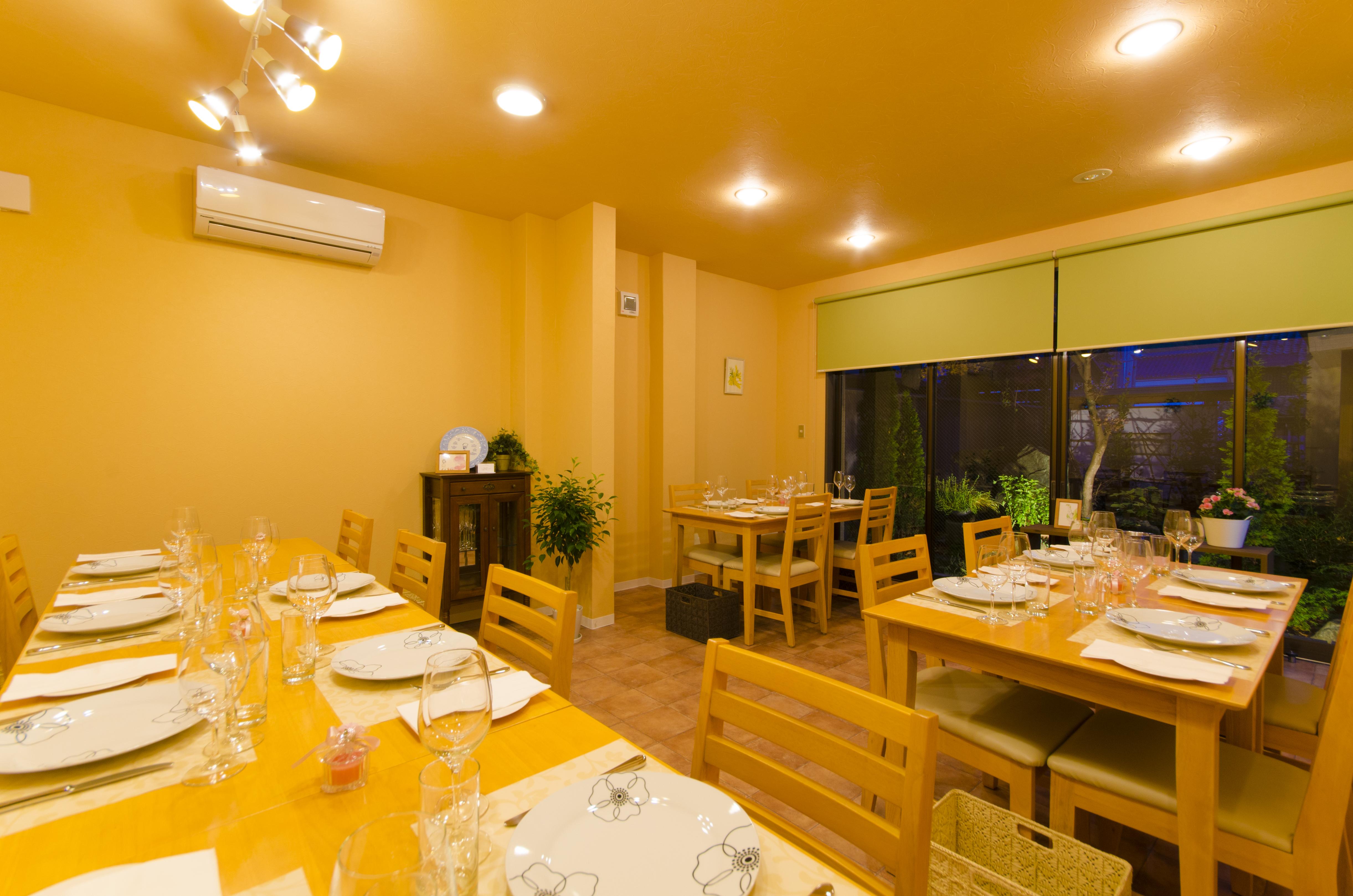 カフェ マッシュルーム