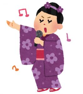 昭和の名曲ステージショー開催