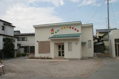 中野市病児・病後保育施設
