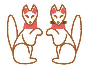 【中野土びなが当たる】正一位中野陣屋稲荷初午大祭 @ 中日野神社境内 | 中野市 | 長野県 | 日本
