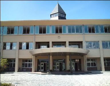 中野市立高社中学校